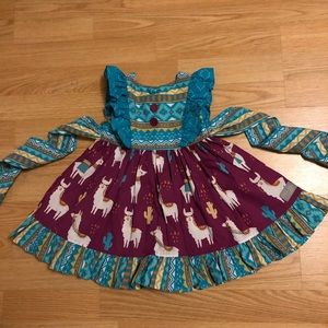 "New ""Eleanor Rose"" Dress Size 18 months"